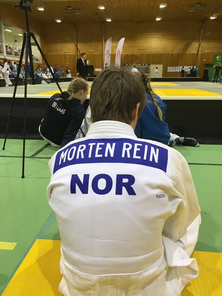 Det ble ikke finaleplass på Morten denne gang til tross for flott innsats.