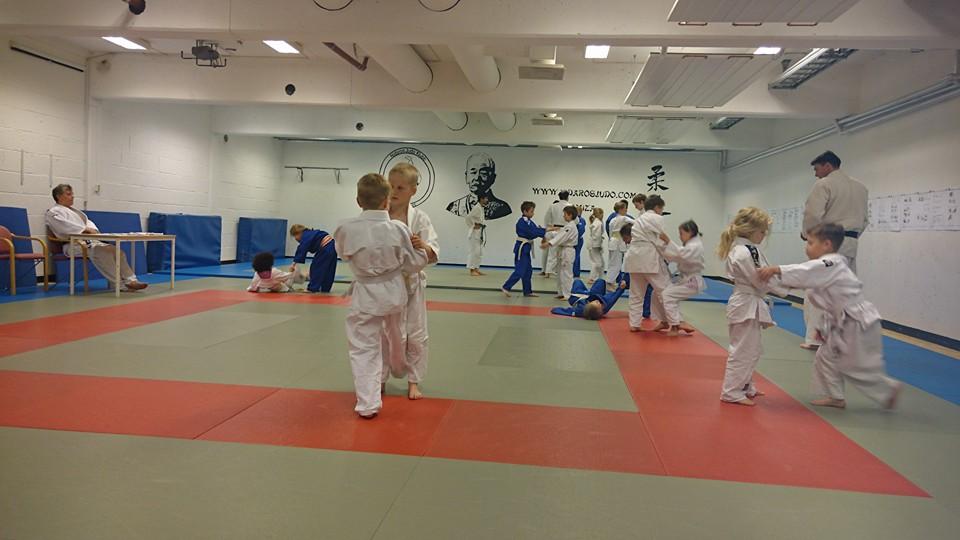 Full konsentrasjon under helgas gradering (foto: Marit Gylland Krogstad)